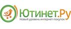 Логотоп Ютинет.Ру