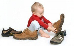 Как выбрать обувь для детей?